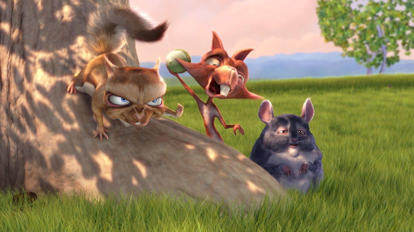 Big Buck Bunny | Framalibre