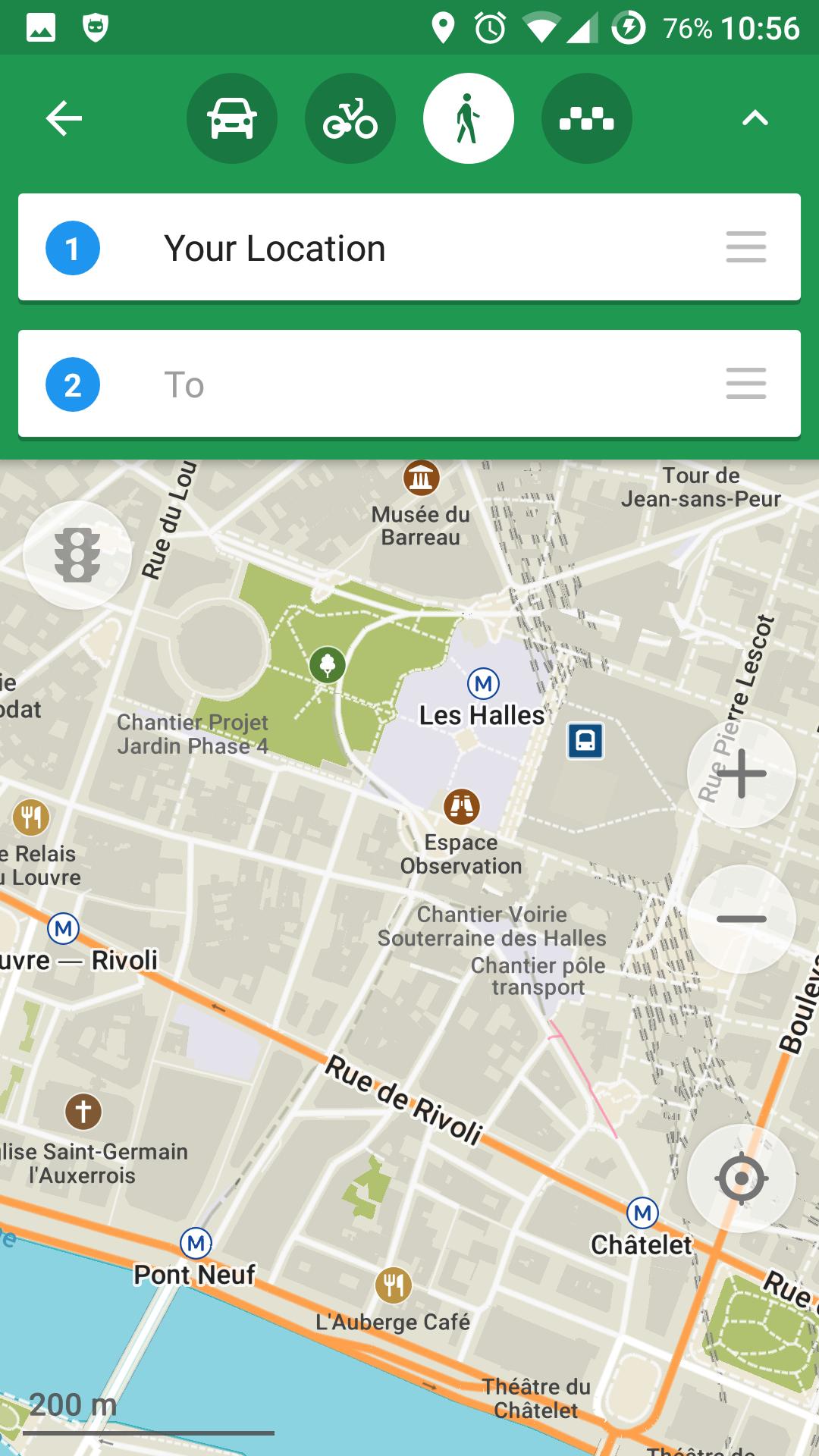 Maps me | Framalibre